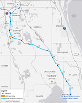 Map Of Southeast Florida.Maps Florida Southeast Connection Llc